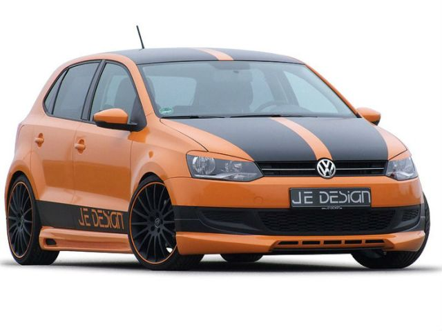 5 gorgeous volkswagen polos with bolt on body kits. Black Bedroom Furniture Sets. Home Design Ideas