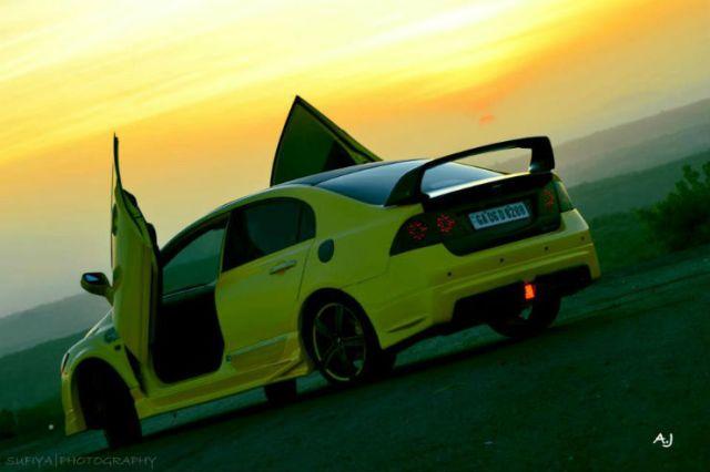 Civic Mod1