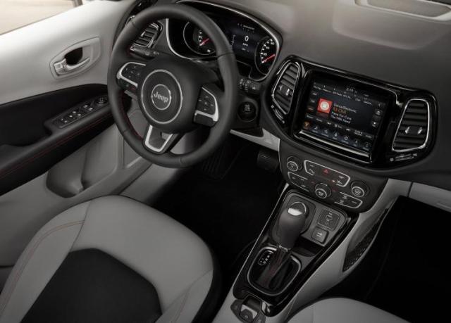2017 Jeep Compass 2