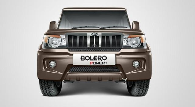 Mahindra Bolero Power+ 1