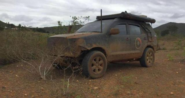 Toyota Fortuner Modified 2