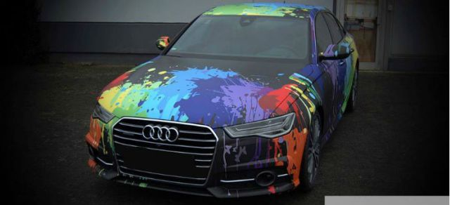 Crazy Car Wraps Of India