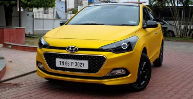 Kit Up! Hyundai i20 Elite 1