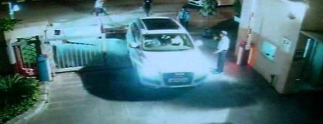 Man-steals-Audi-from-parking-lot-of-Holiday-Inn-hotel-near-Delhis-International-airport-indialivetoday