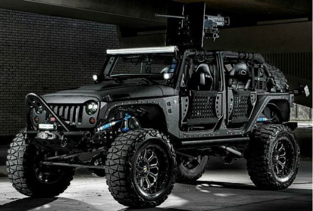 10 modified Jeep Wranglers that redefine what crazy is