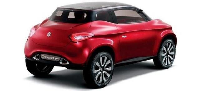 Suzuki Crosshiker Concept 2