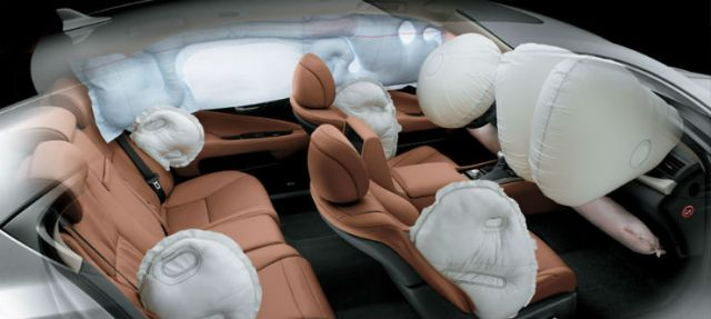 seat airbags