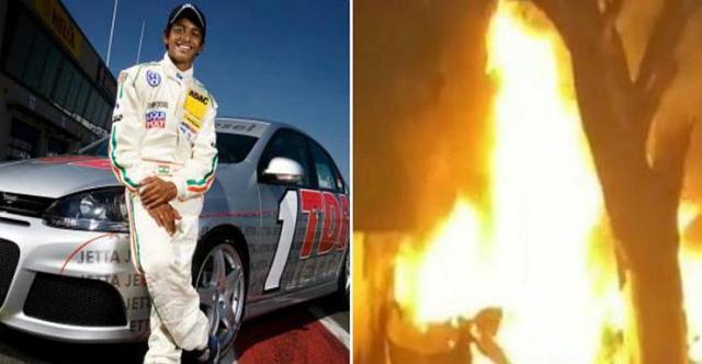 BMW Ashwin Sundar 2