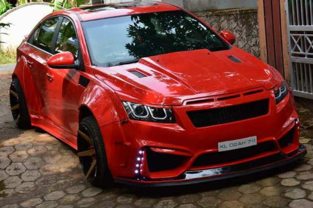 10 Everyday Indian Cars With Badass Body Kits