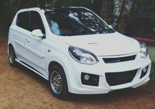 Uncommonly Modified Cars Of India