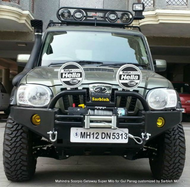 10 suvs modified to be expedition ready. Black Bedroom Furniture Sets. Home Design Ideas