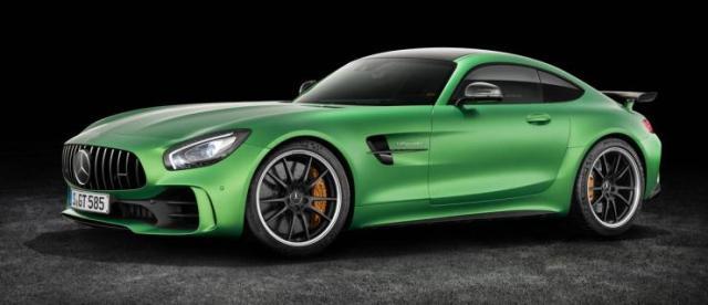 Mercedes Benz AMG GT-R