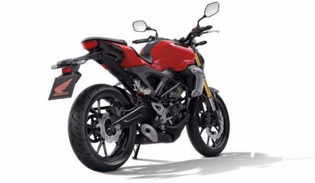 Honda CB150R ExMotion 3