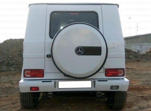 Mahindra Bolero G-Wagen Replica 4