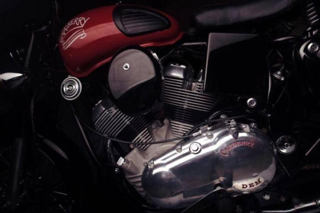 Carberry 1000 V-Twin Motorcycle Engine