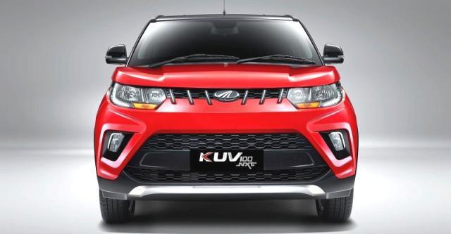 Mahindra KUV100 NXT Studio Featured