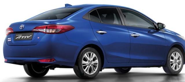 Toyota Yaris Atiq 3