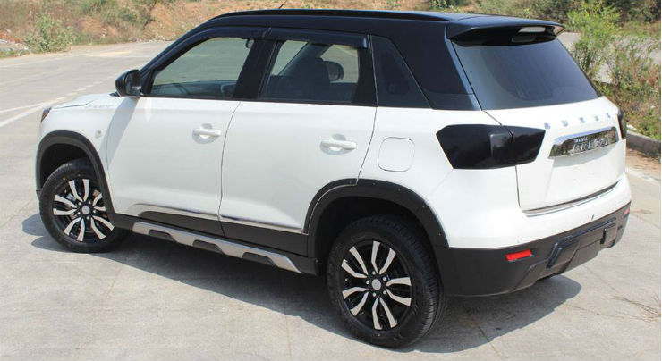 5 GORGEOUS Modified Maruti Vitara Brezza Compact SUVs From India