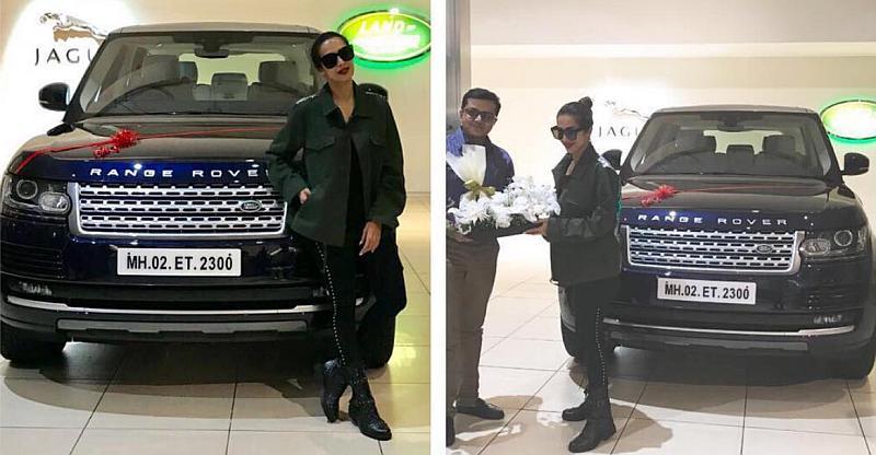Malaika Arora Khan's new ride is a 2 crore rupee Range Rover diesel SUV