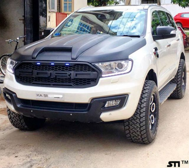 Modified Ford Endeavour SUVs Of India: The Good, Bad & Ugly