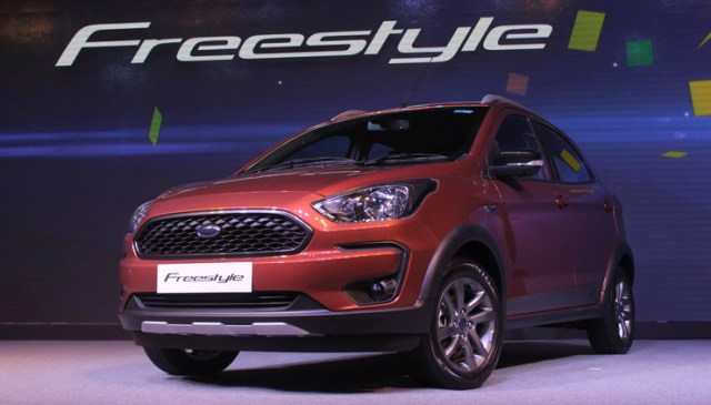 upcoming cars - ford freestyle