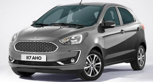 upcoming cars - ford figo facelift