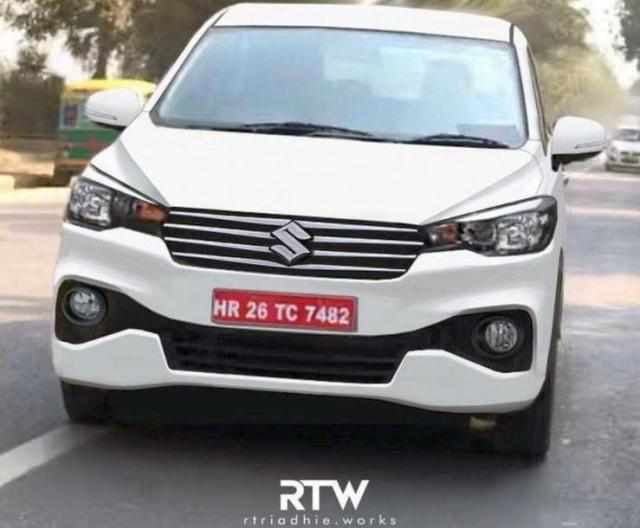 upcoming cars - maruti ertiga new generation