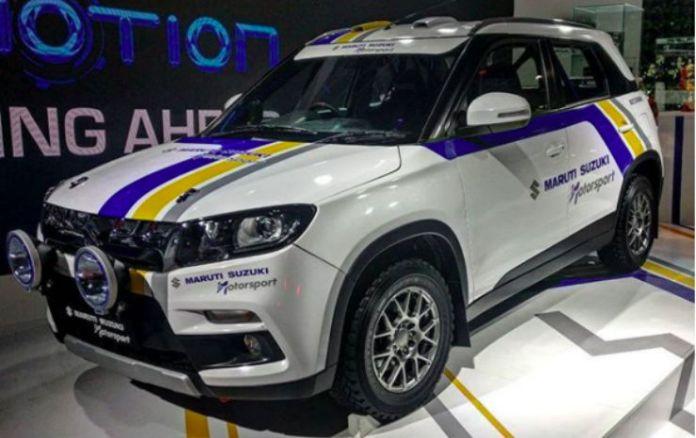 upcoming cars - maruti vitara brezza petrol