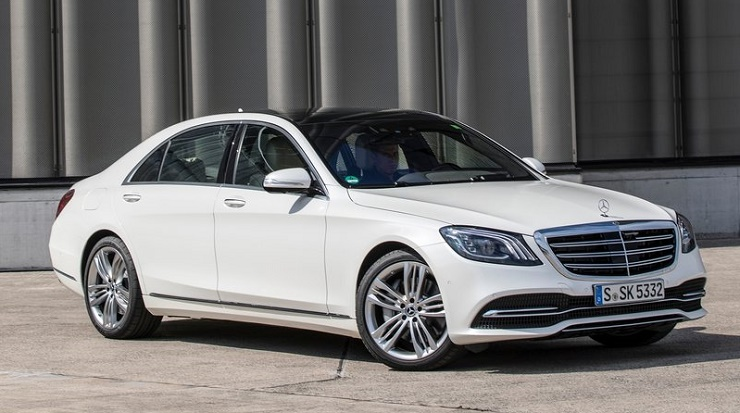 Mercedes Benz launches new S class at Rs 1.33-1.37 crore