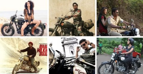 royal enfield indian movies