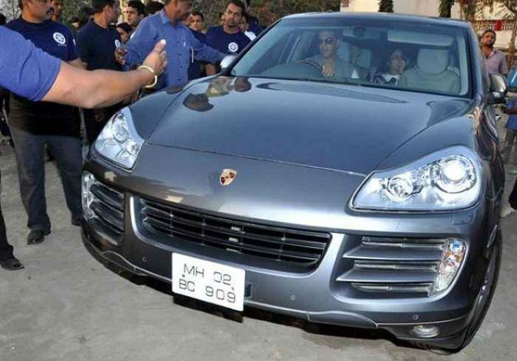 Mukesh Cars Ambani Collection