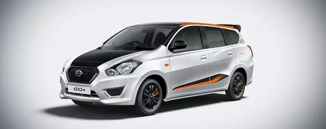 Datsun GO Plus Remix