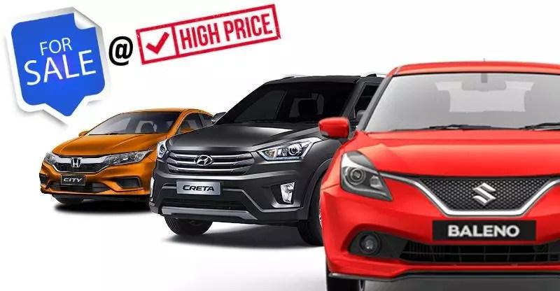 11 Cars With The Highest Resale Value Maruti Swift To Hyundai Creta