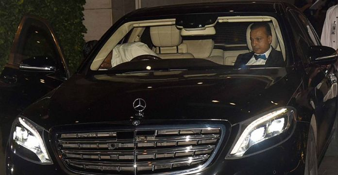 Ratan Tata's Ferrari to Mukesh Ambani's BMW 7-Series: Indian business tycoon cars Anil Ambani Car Featured