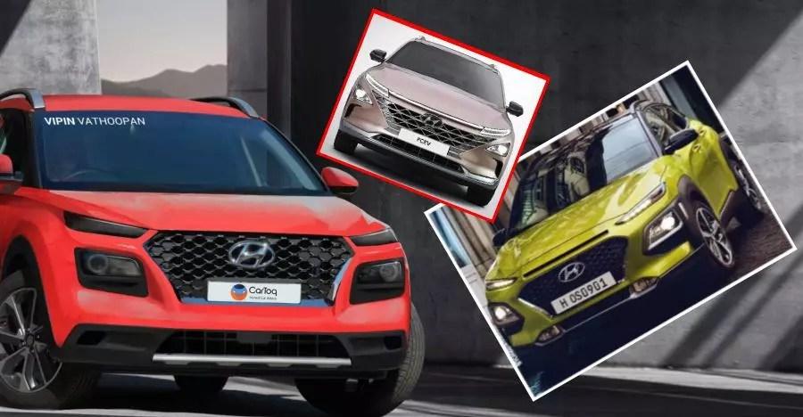 New Hyundai Suvs Featured