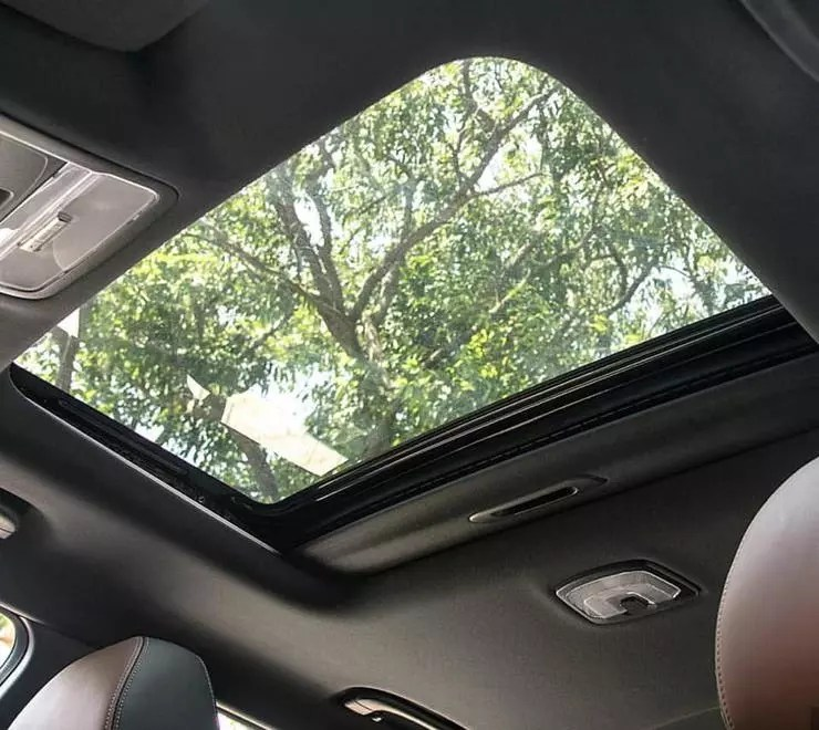 Alturas Sunroof