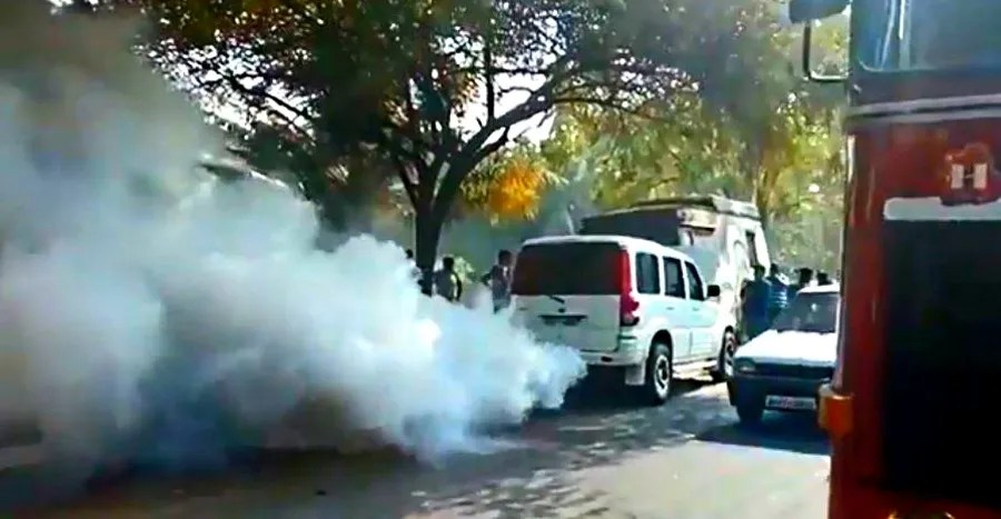 Scorpio Diesel Runaway Featured