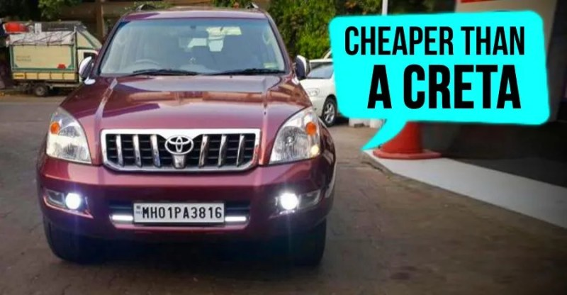 Accord To Land Cruiser Prado 5 Cars That Can Be Had For A 10th Of Their