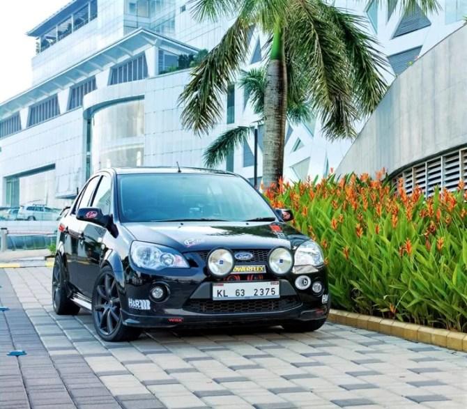 Ford Fiesta Mod