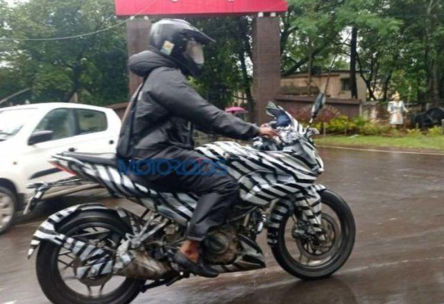 बजाज पल्सर 250F: आगामी मोटरसाइकिल सतह की नई जासूसी तस्वीरें ऑनलाइन