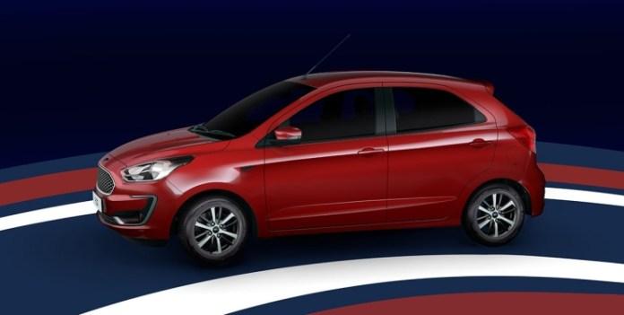 फोर्ड फिगो ऑटोमैटिक को रुपये की कीमत पर लॉन्च किया गया।  7.75 लाख एक्स-शोरूम