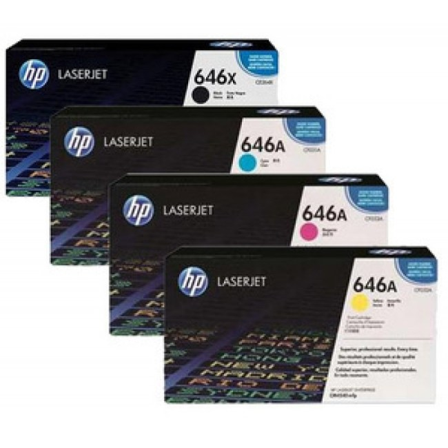 Compatible HP 646A Toner Cartridges Manchester