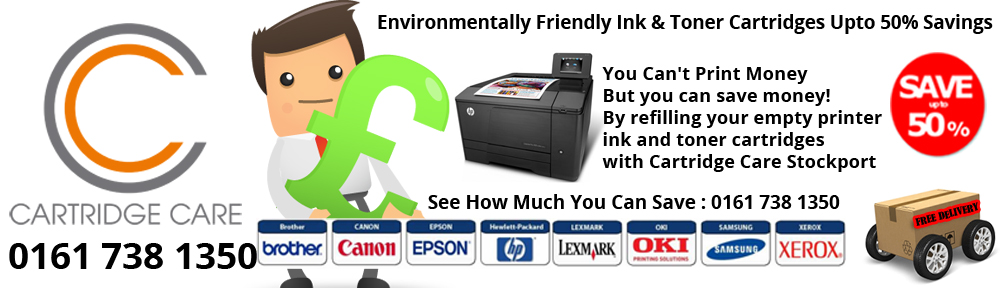 Printer Ink Toner Cartridges Stockport
