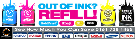 Toner Cartridges Bolton