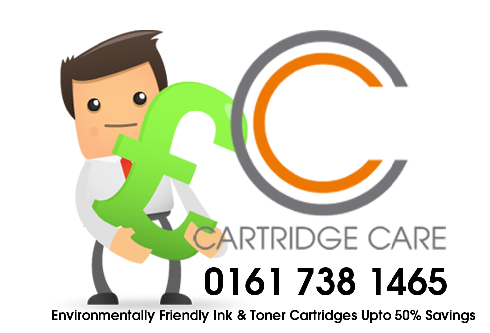 Cartridge Care Ink Toner Cartridges Manchester - 0161 738 1465
