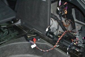 Audi A4 Advant SLine 2010 retrofit Towbar