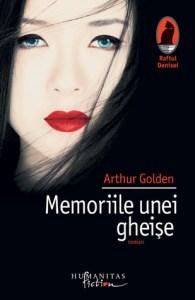 memoriile unei gheise arthur golden