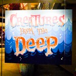 CREATURES FROM THE DEEP — 225 Forest