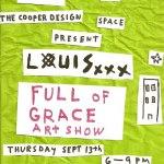 Lab Art x Cooper Design Space present Full of Grace Art Show