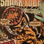 Shark Toof Talks Art, New Book. Signs Book October 11 at La Luz de Jesus